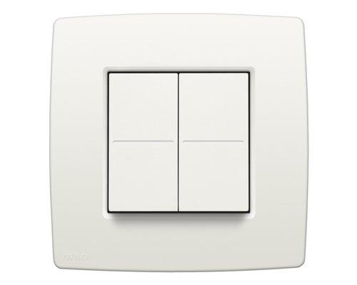 Light Gallery Niko Hue switch original blanc