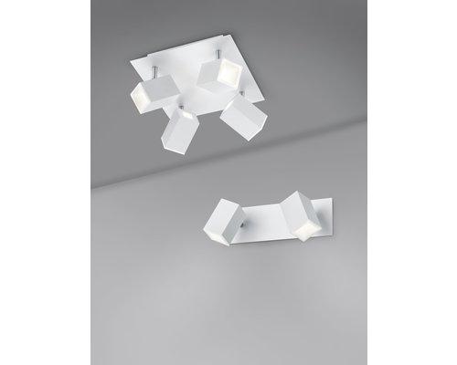 Light Gallery Lagos opbouwspot 4L wit