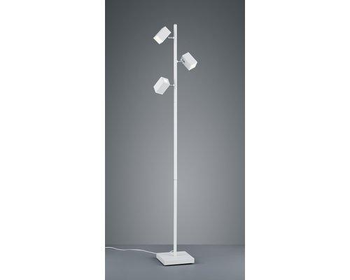 Light Gallery Lagos vloerlamp 3L wit