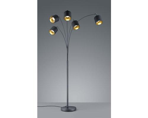 Light Gallery Tommy vloerlamp 5L