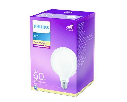 LED classic lamp E27 60W 806lm 2700K