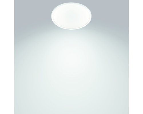 Philips Super Slim wand/plafondlamp LED 1x15W/1500lm 4000K wit