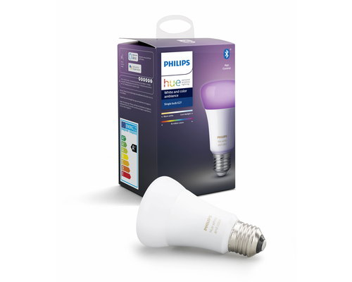 Philips HUE White & Color Ambiance Lampe 1xE27 9W 806lm 2000K-6500K