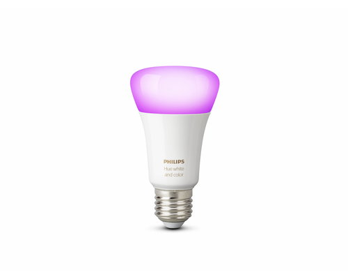 Philips HUE White & Color Ambiance lamp 1xE27 9W 806lm 2000K-6500K