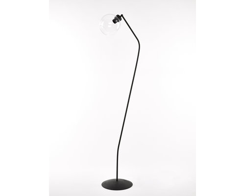 Light Gallery Bagel2 vloerlamp E27 ruggine