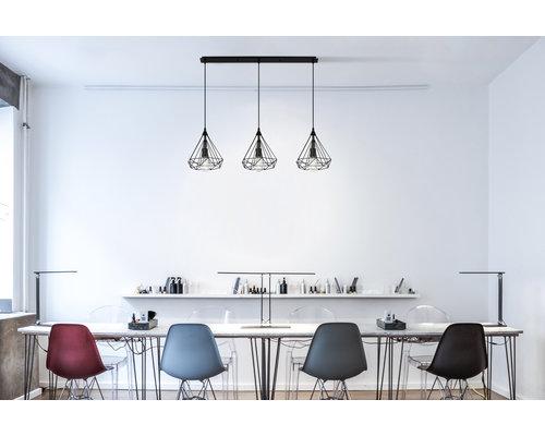 Light Gallery Arty hanglamp 3xE27 zwart