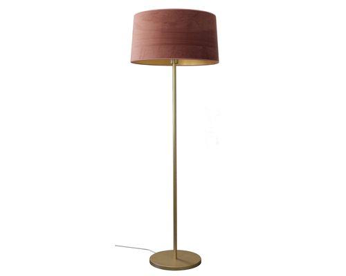 Light Gallery Anastasia vloerlamp 1xE27 velvet terra
