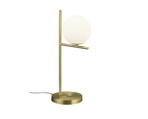 Light Gallery Peru tafellamp 1xE14 goud/ opaal