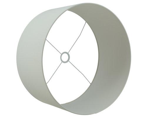 Light Gallery Linda kap cilinder 50x50x25 wit