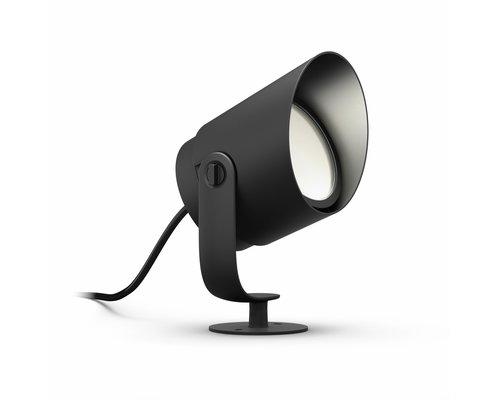 Philips Spot de sol Lily 1x15W 1050lm IP65 noir