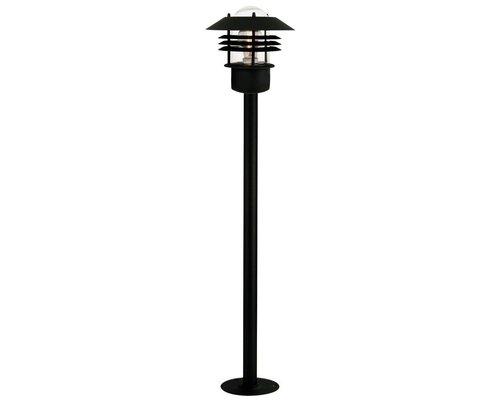 Light Gallery Blokhus tuinpaal 92cm 1xE27 zwart