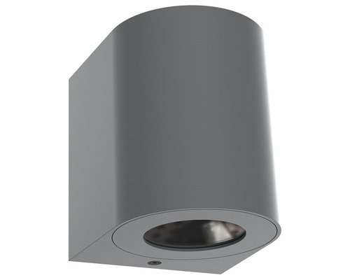 Light Gallery Canto 2 wandlamp 2x6W 580lm antraciet