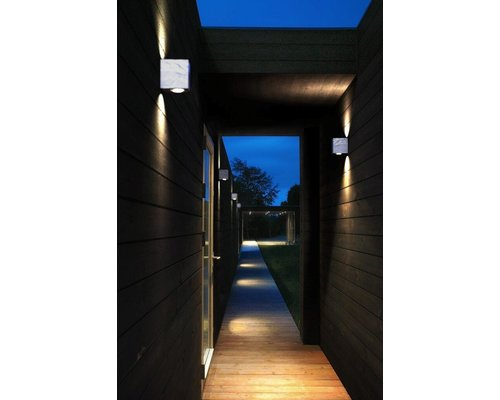 Light Gallery Applique Canto 2 Kubi 2x6W 580lm acier galvanisé