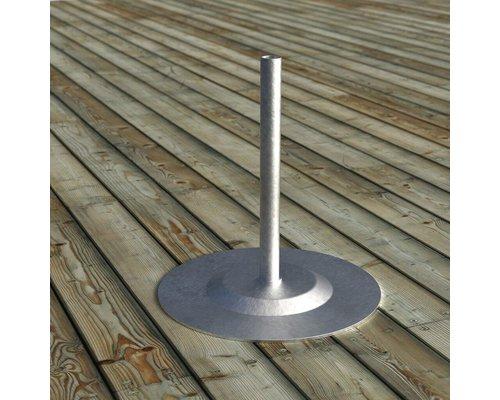 Light Gallery Fuse voet voor artikel 96125/01/47 staal