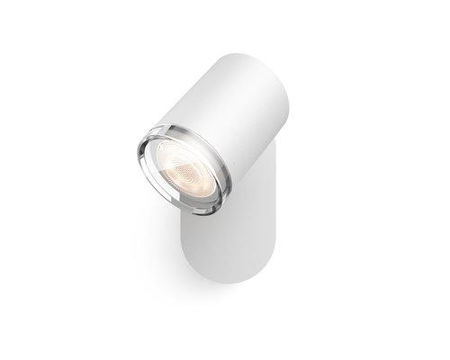 Philips Hue Hue Adore BT opbouwspot LED GU10 1x5W IP44 wit