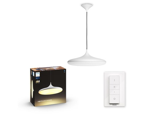 Philips Hue HUE Cher BT White Ambience hanglamp LED 1x33.5W wit