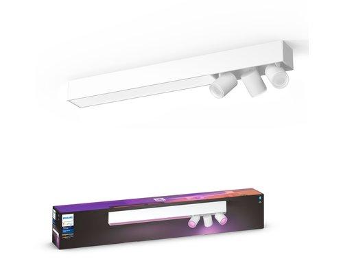 Philips Hue Hue Centris spot monté 3x5.7W blanc
