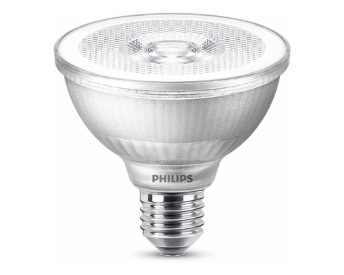 Philips LED classic PAR30S 75W 2700K reflector transparant