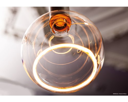 Light Gallery Floating Globe 125 LED lamp 8W clear