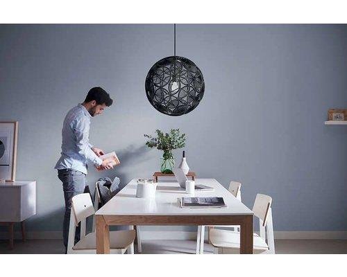 Philips Smart Volume Ring hanglamp E27/60W zwart