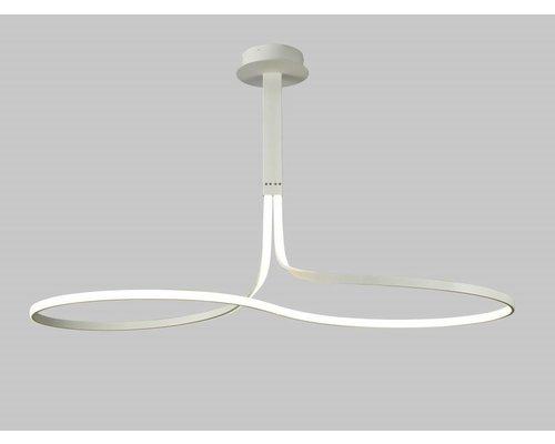 Light Gallery Plafonnier LED 50W Nur - Blanc