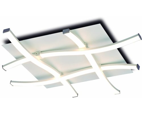 Light Gallery LED Plafondlamp Nur Wit - Dimbaar