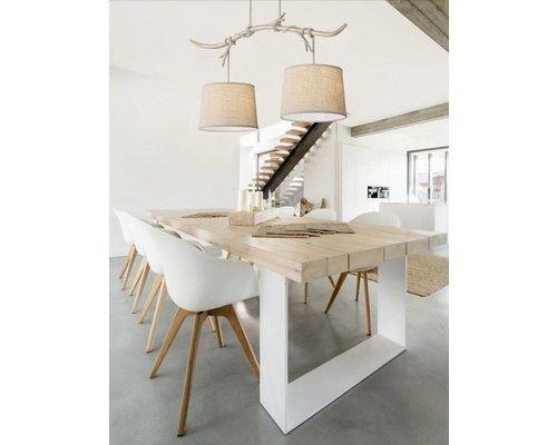 Light Gallery Sabina tafellamp bruin