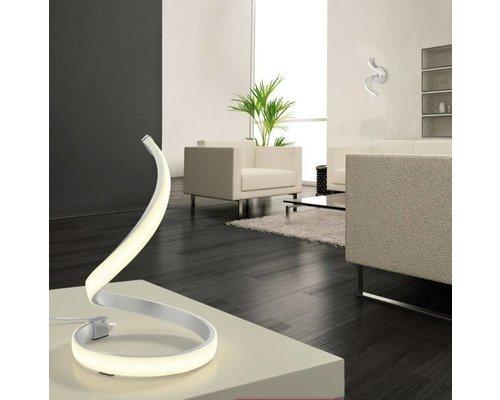 Light Gallery Wandlamp met dimmer Nur - Bruin