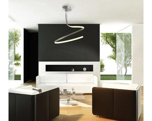 Light Gallery Plafonnier LED 30W Nur - Blanc