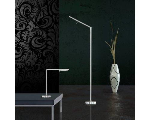 Light Gallery Filigran vloerlamp zwart