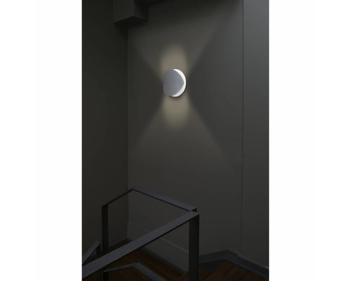 Light Gallery Ovo wandlamp wit groot