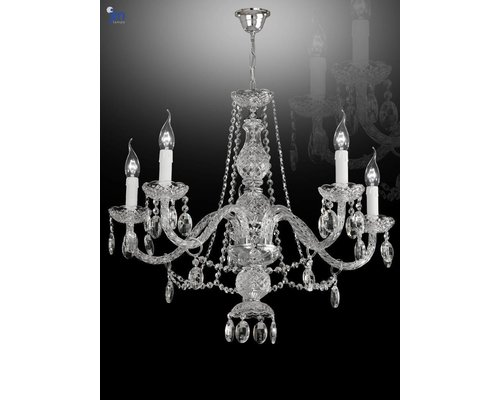 Light Gallery Crystal hanglamp 5L