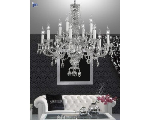 Light Gallery Crystal hanglamp 12L