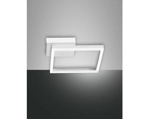 Light Gallery Plafonnier Bard 27 cm - Blanc