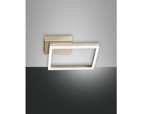 Light Gallery Plafonnier Bard 27 cm - Or
