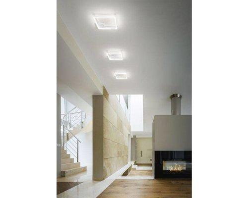 Light Gallery Bard Plafondlamp 45 cm - Wit