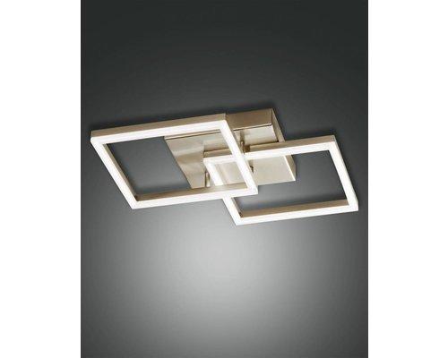 Light Gallery Plafonnier Bard 45 cm - Doré