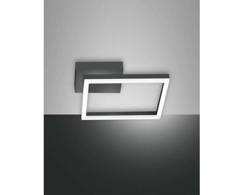 Light Gallery Plafonnier Bard 27 cm - Anthracite
