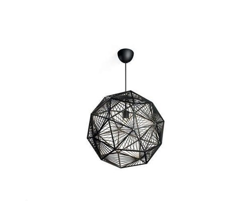 Philips Smart Volume Mohair suspension E27/60W Noir