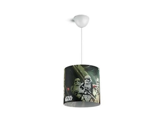 Philips Star Wars hanglamp zwart