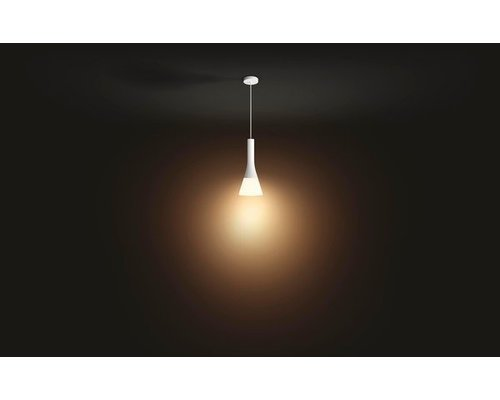 Philips Hue Lampe suspendue HUE Explore White Ambiance LED 1xE27 / 9.5W 806lm blanc + interrupteur