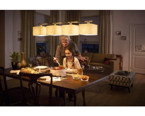 Philips LED lamp E14 40W 470lm Scene Switch Dimmable