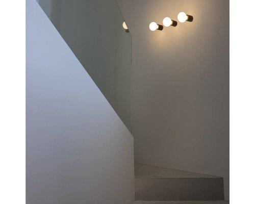 Light Gallery Ten wandlamp goud