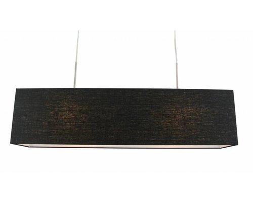 Light Gallery Kap hanglamp zwart 100x20x25