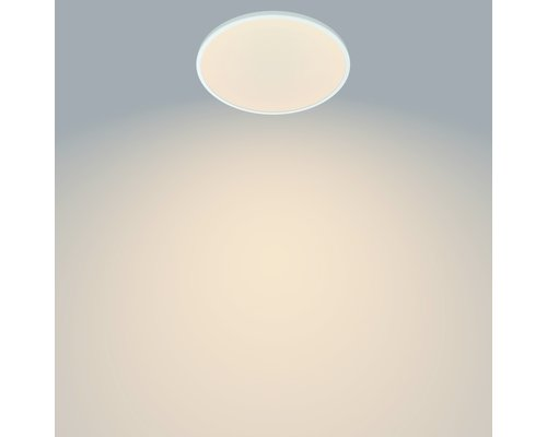 Philips Super Slim wand/plafondlamp LED 1x15W/1300lm 2700K wit