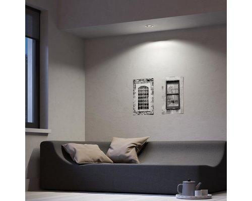 Philips Hue HUE Milliskin BT Spot encastrable LED GU10 1x5W rond aluminium