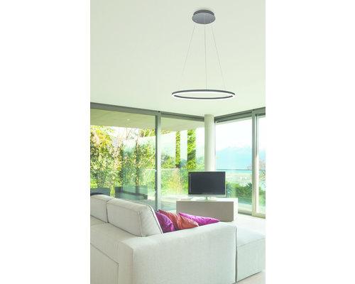 Light Gallery Giotto hanglamp LED 36W 3240lm 30cm zwart