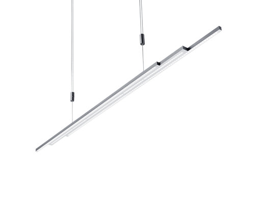 Light Gallery L Lightline hanglamp 60W 5500lm antraciet