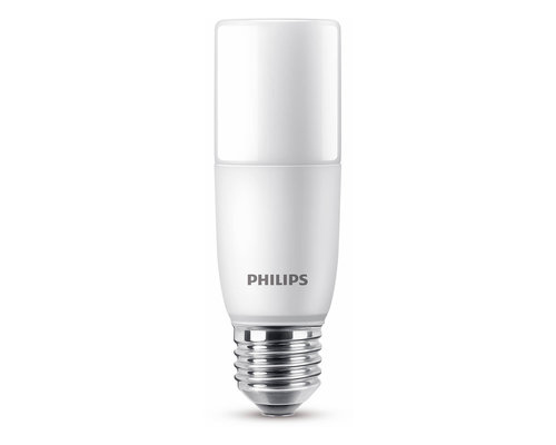 Philips LED stick E27 68W 950lm 3000K staaf frosted