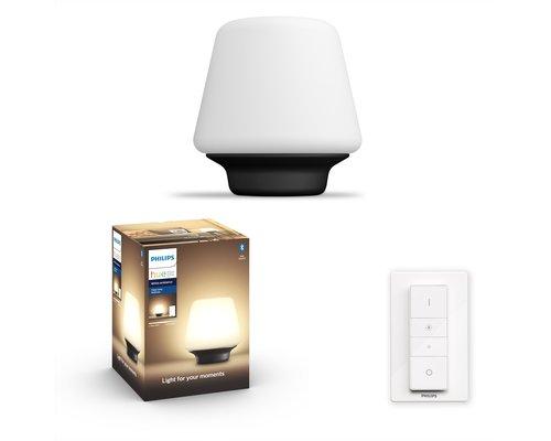 Philips Hue HUE Wellness BT lampe de table LED E27 1xE8